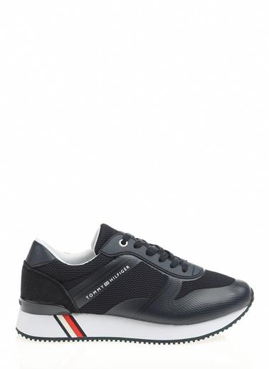 Tommy Hilfiger Kadın Actıve Cıty Sneakers FW0FW04137 Renkli